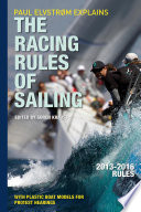Paul Elvstrom Explains the Racing Rules of Sailing Book