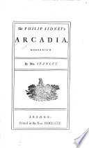 Sir Philip Sidney's Arcadia /