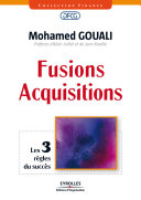Fusions - Acquisitions ebook
