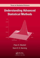 Understanding Advanced Statistical Methods