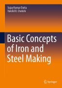 Basic Concepts of Iron and Steel Making [Pdf/ePub] eBook