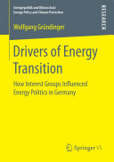 Drivers of Energy Transition Pdf/ePub eBook