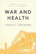War and Health Pdf/ePub eBook