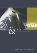 Design and Historic Preservation