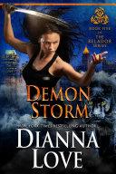Demon Storm: Belador book 5 Pdf/ePub eBook