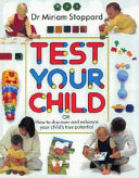 Cover of Test Your Child