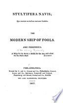 The modern ship of fools