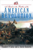 A Guide to the Battles of the American Revolution Pdf/ePub eBook