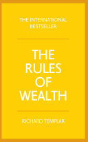 Pdf The Rules of Wealth Telecharger