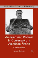Pdf Amnesia and Redress in Contemporary American Fiction Telecharger