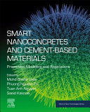 Smart Nanoconcretes and Cement Based Materials