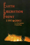 The Earth Liberation Front, 1997-2002 Book