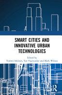 Smart Cities And Innovative Urban Technologies Book PDF