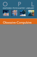Pdf Obsessive-Compulsive and Related Disorders Telecharger