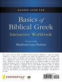 Access Card for Basics of Biblical Greek Interactive Workbook Book PDF
