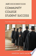 Community College Student Success Book PDF
