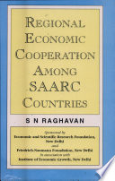 Regional Economic Cooperation Among Saarc Countries Book PDF