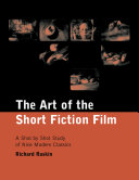 The Art of the Short Fiction Film Book