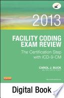 Facility Coding Exam Review 2013   E Book