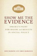 Show Me the Evidence [Pdf/ePub] eBook