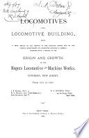 Locomotives and Locomotive Building Book PDF