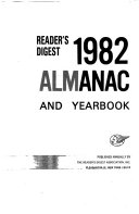 Pdf Reader's Digest Almanac and Yearbook