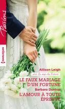 Pdf Le faux mariage d'un Fortune - L'amour à toute épreuve Telecharger