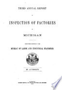 Annual Report of the Bureau of Labor and Industrial Statistics Book