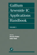 Gallium Arsenide IC Applications Handbook