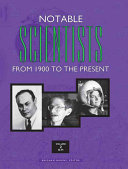 Notable Scientists from 1900 to the Present Book