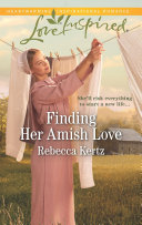 Finding Her Amish Love