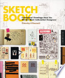 Sketchbook  : Conceptual Drawings from the World's Most Influential Designers