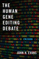 The Human Gene Editing Debate Pdf/ePub eBook