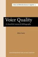 Pdf Voice Quality Telecharger