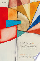 Modernism and Non Translation