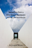 Pdf Metaethics from a First Person Standpoint