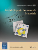 Pdf Metal-Organic Framework Materials