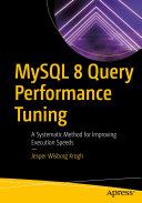 Pdf MySQL 8 Query Performance Tuning Telecharger