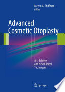 Advanced Cosmetic Otoplasty Book PDF