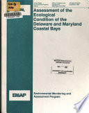 Assessment of the Ecological Condition of the Delaware and Maryland Coastal Bays