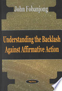 Understanding the Backlash Against Affirmative Action Pdf/ePub eBook