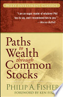 Paths To Wealth Through Common Stocks PDF