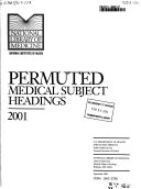 Permuted Medical Subject Headings Book PDF