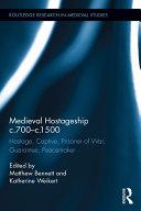 Pdf Medieval Hostageship c.700-c.1500 Telecharger