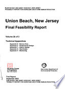 Hurricane And Storm Damage Reduction Union Beach New Jersey