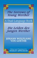 The Sorrows of Young Werther/Die Leiden des jungen Werther
