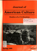 Journal of American Culture