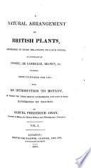 Natural Arrangement of British Plants