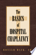 The Basics of Hospital Chaplaincy