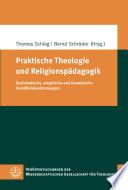 Praktische Theologie und Religionspädagogik